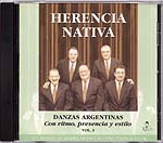 CD Herencia nativa 3
